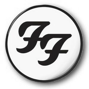 Details about Foo Fighters Logo.