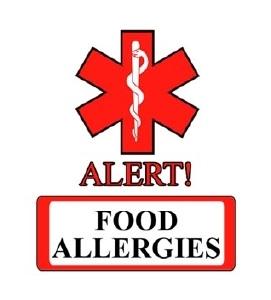Allergy Alert.