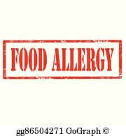 Food Allergy Clip Art.