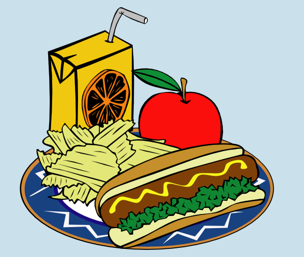 Food and drink pictures clip art.
