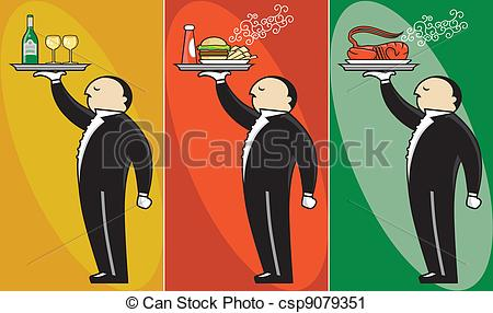 Food and beverage service clipart 5 » Clipart Station.