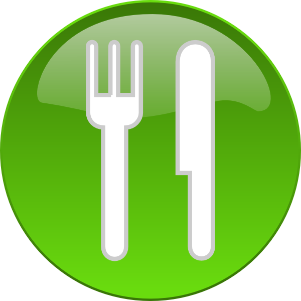 Food Dining Button Clip Art at Clker.com.