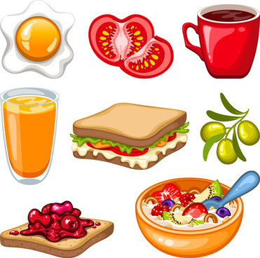 Food And Drinks Clipart & Free Clip Art Images #25451.