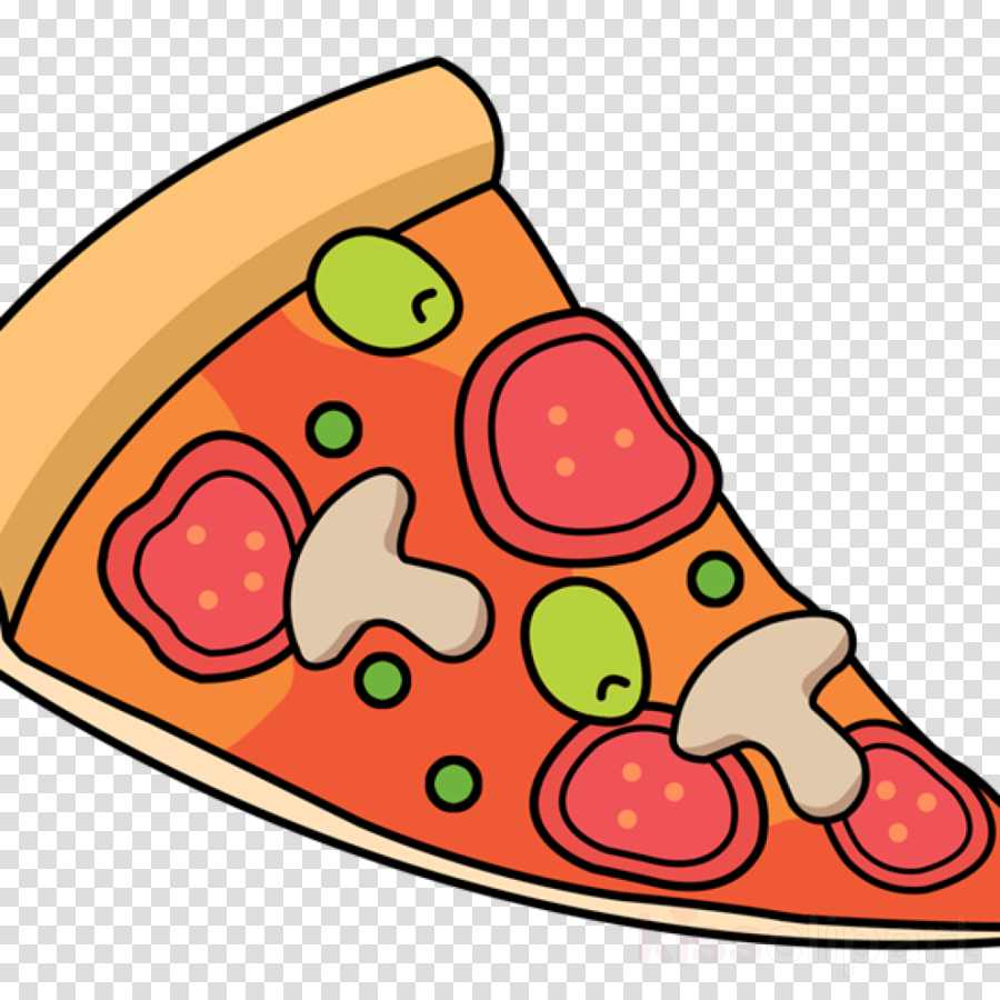 Pepperoni Pizza clipart.