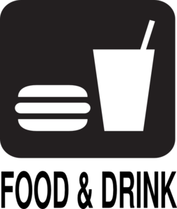 Food Drink Road Sign Clip Art at Clker.com.