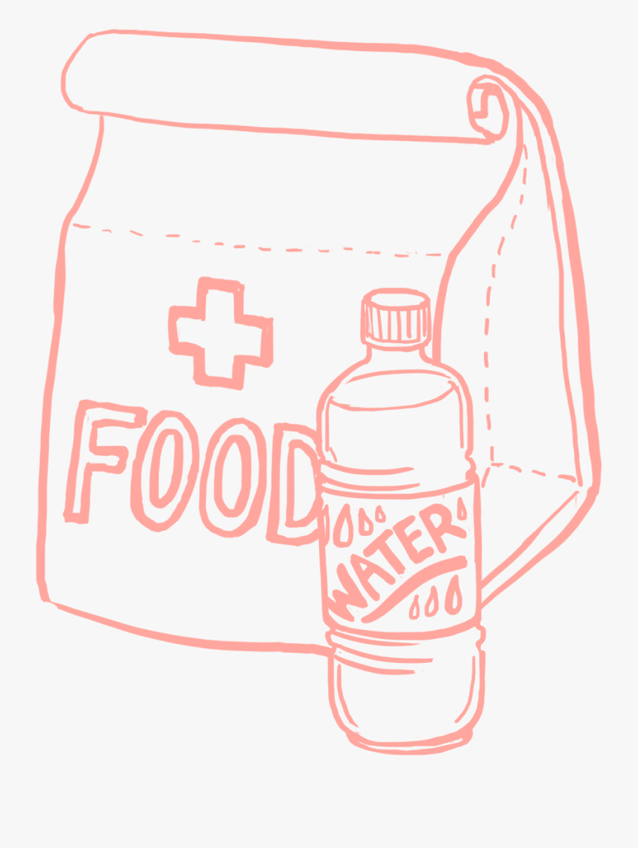 Food And Water Clip Art.