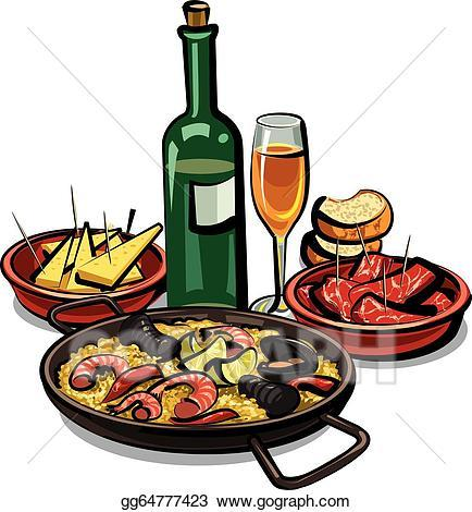 Food and wine clipart 5 » Clipart Portal.