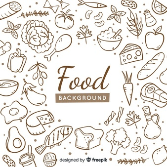 Food Background Vectors, Photos and PSD files.