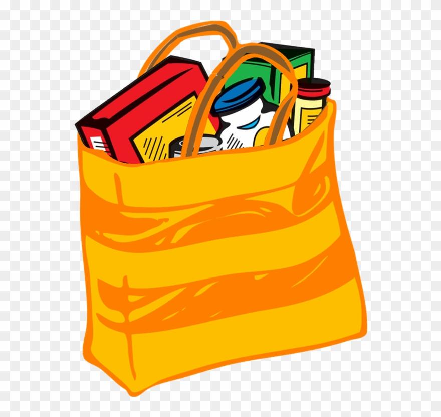 Bags Of Food Logo.
