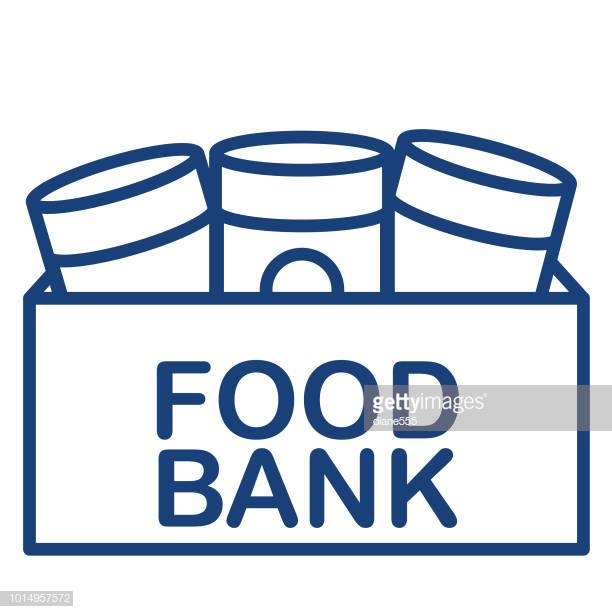 60 Top Food Bank Stock Illustrations, Clip art, Cartoons, & Icons.