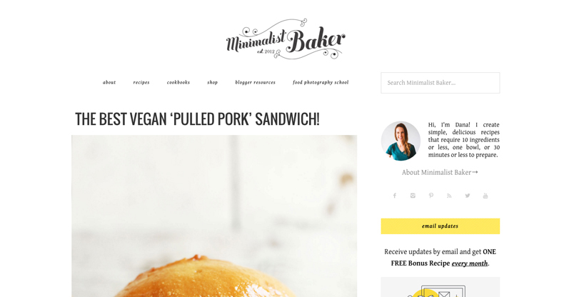 Food Blog Logo Design Ideas and Headers: And Where To Get.