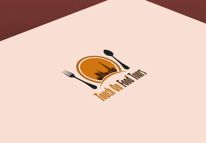 create a unique restaurant or food or blog logo design.