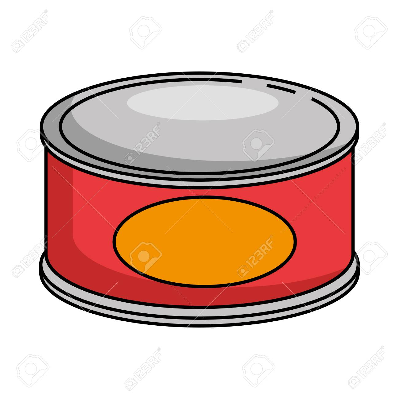 cat food can icon vector illustration design.