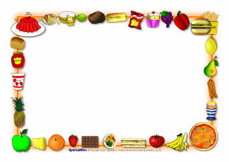 food clipart borders free download #6