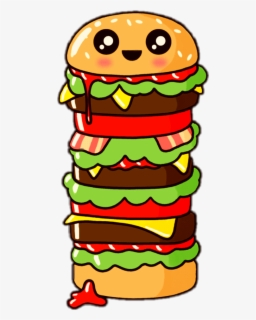 Free Cute Food Clip Art with No Background.