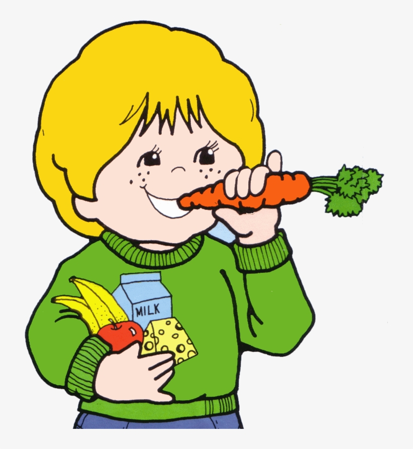 Kids Eating Clipart Png.