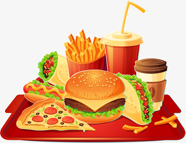 Fast food clipart png 2 » Clipart Station.