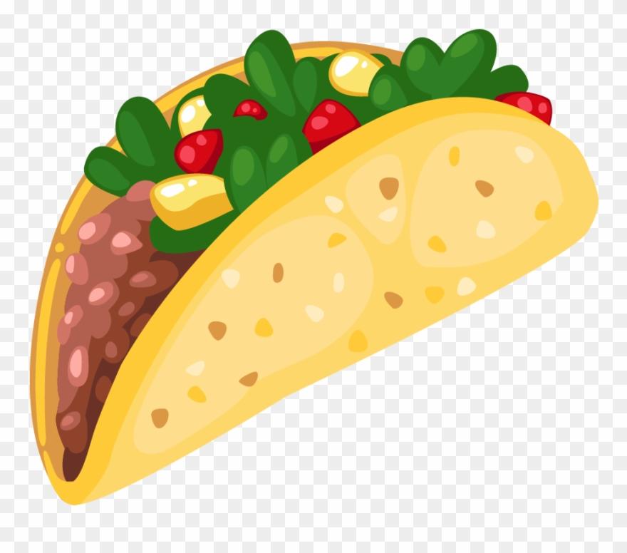 Spanish Clipart Fish Taco.