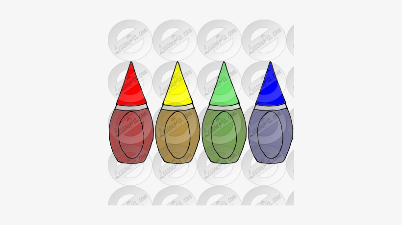 Food Coloring Clip Art Food Coloring Picture For Classroom.
