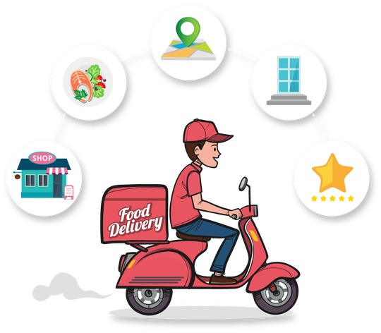 Food delivery clipart clipart images gallery for free download.
