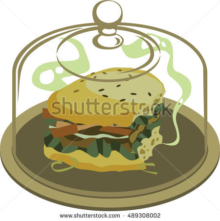 Leftover Food Stock Vectors, Images & Vector Art.