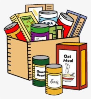 Free Food Pantry Clip Art with No Background.