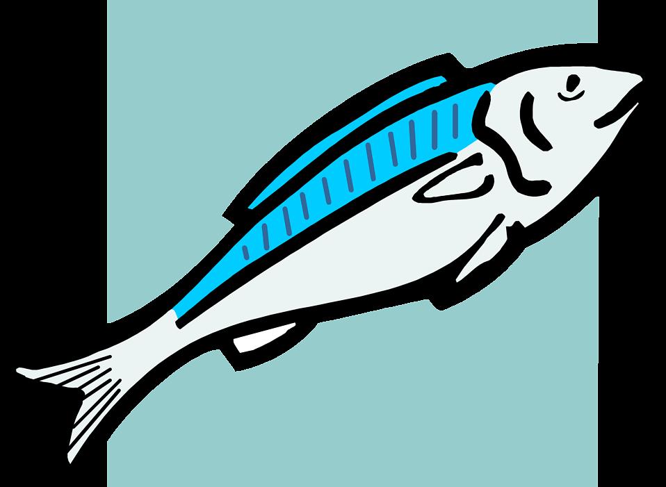 Clipart fish food.