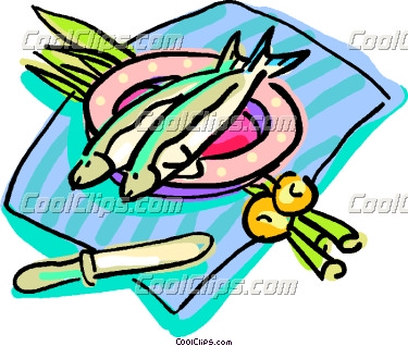 Fish Food Clipart.