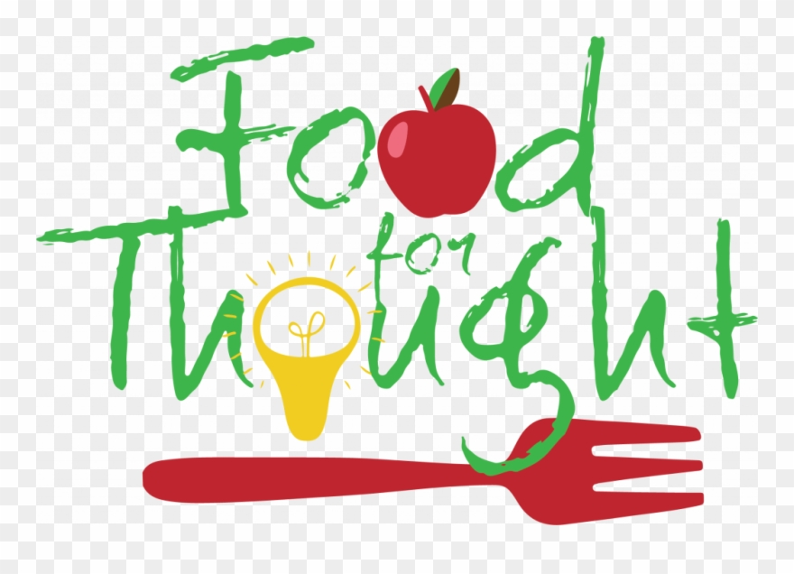 Food For Thought Clipart (#1545719).
