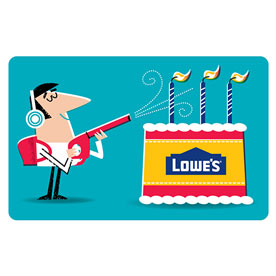 Shop All Occasion Gift Cards at Lowes.com.