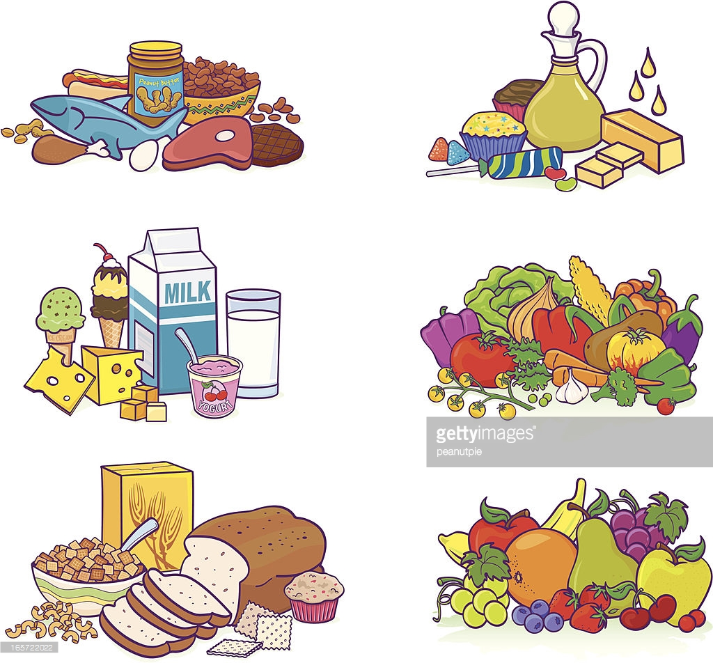 Food Groups Vector Art Getty Images.