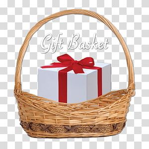 Food Gift Baskets transparent background PNG cliparts free.