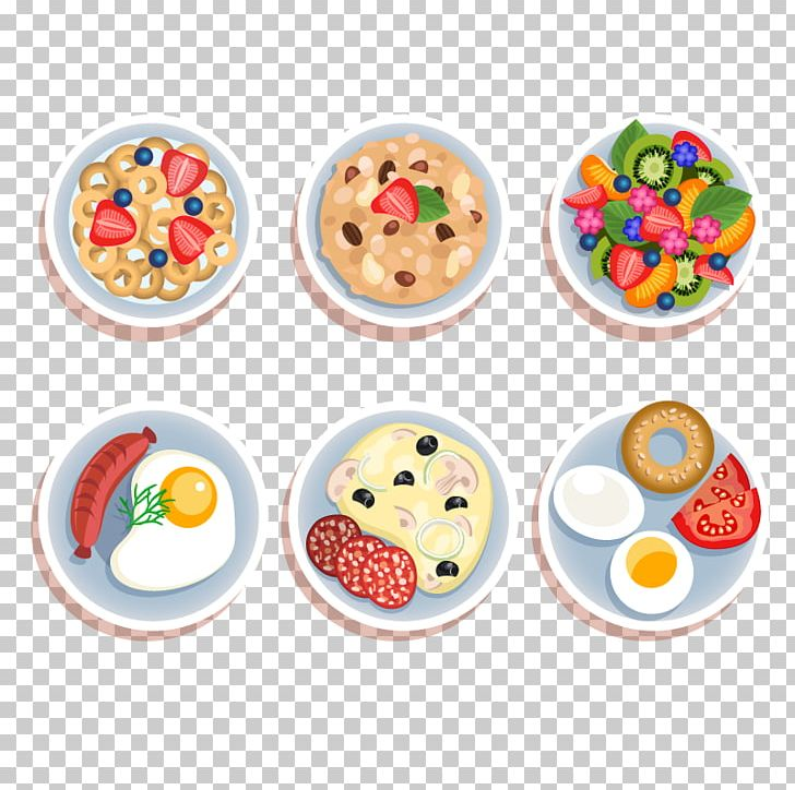 Breakfast Cereal Food Illustration PNG, Clipart, Bread, Breakfast.