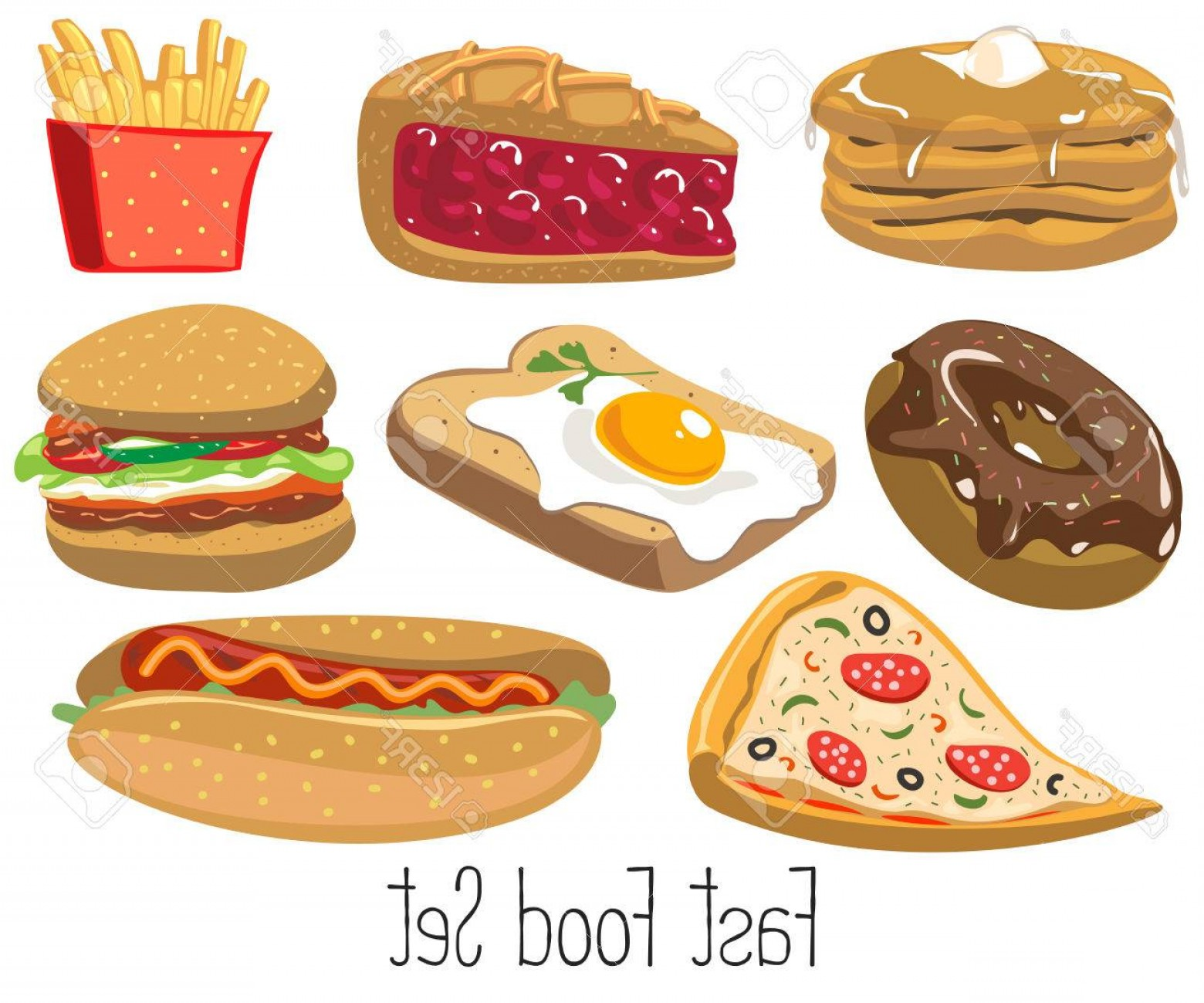 Food Vector Png, png collections at sccpre.cat.
