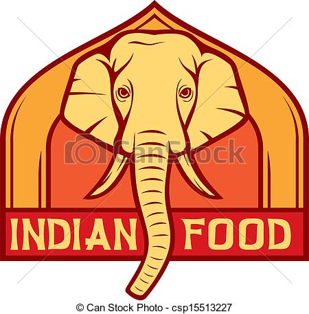Indian food clip art.