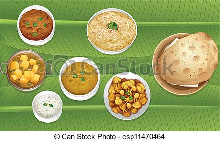 Clipart indian food.