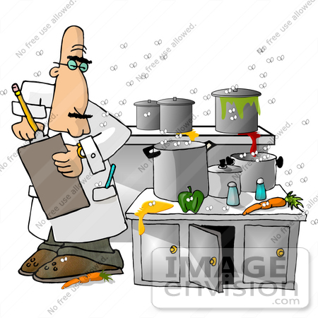 Food Inspection Clipart.