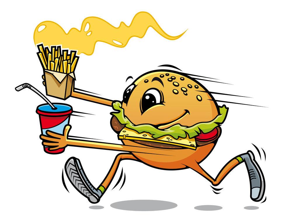 Junk Food Images.