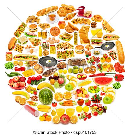 Food items Clipart and Stock Illustrations. 3,955 Food items.
