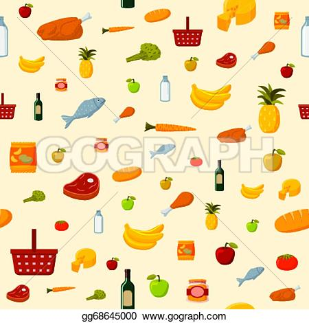 Food items clipart #14