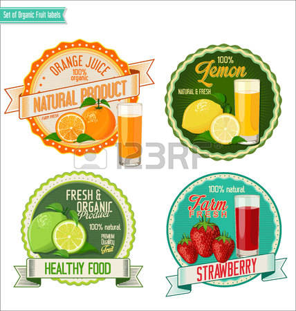 174,316 Food Label Stock Vector Illustration And Royalty Free Food.