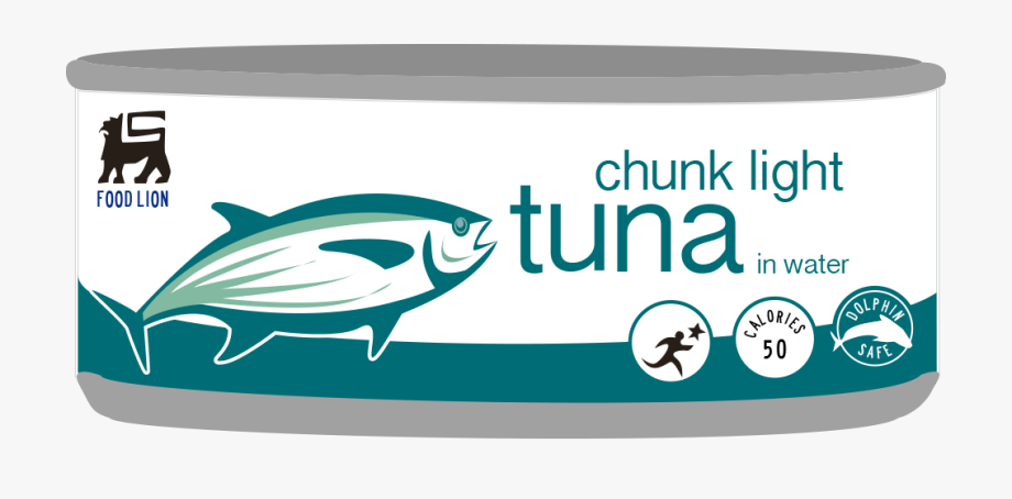 Tuna Clipart Canned Tuna.