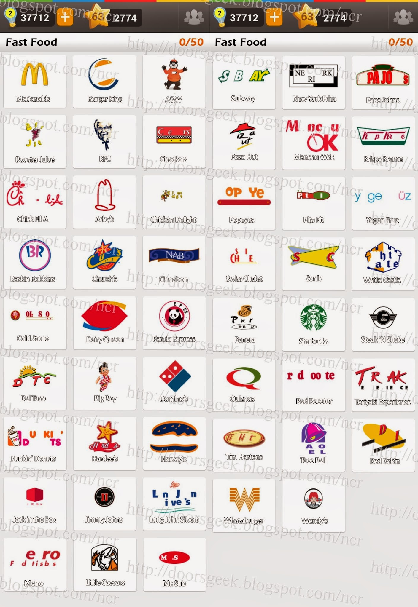 Images of Logo Quiz Answers Drinks.
