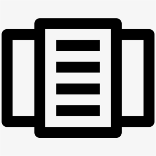 Business, Calculate, Cost, Structure Icon.