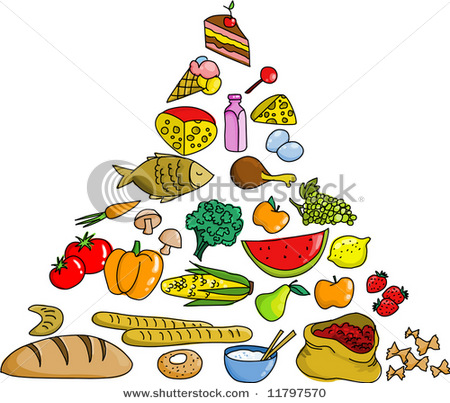 1353 Nutrition free clipart.