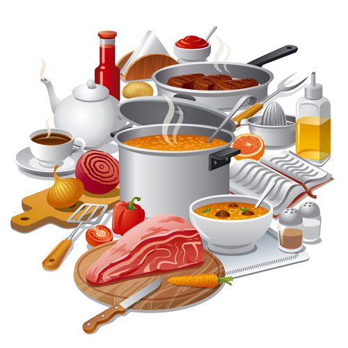 Food path clipart - Clipground