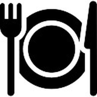 Food Png Black & Free Food Black.png Transparent Images #4798.