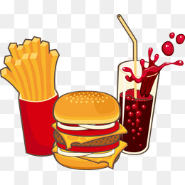 Vector Fast Food Packages, Package, Hamb #16024.