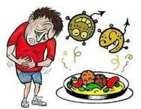 Food Poisoning Clipart.