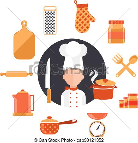 Food preparation Vector Clipart Illustrations. 9,611 Food.
